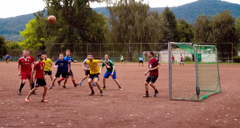 Kick it like Bergheim