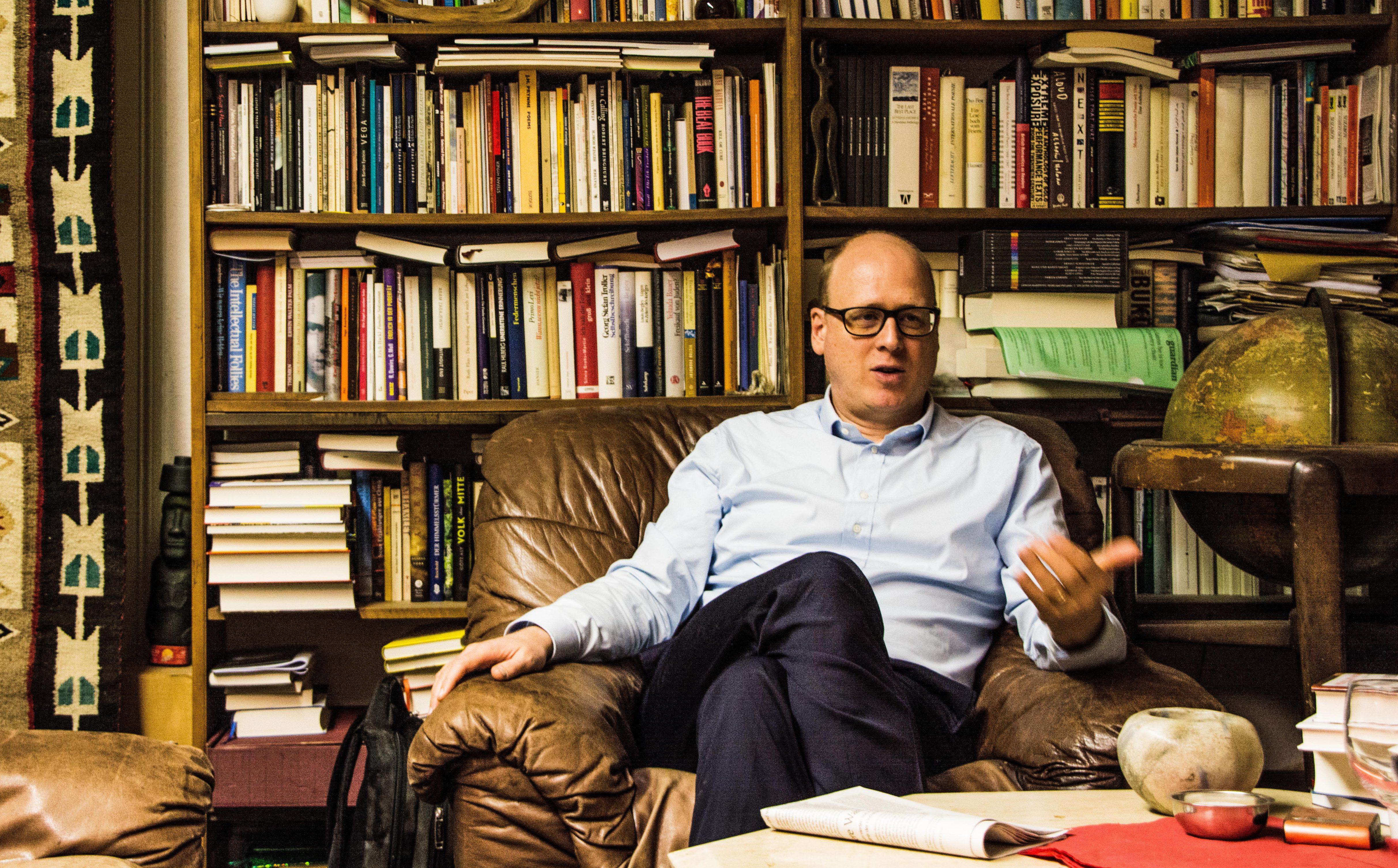 Lars Jaeger will naturwissenschaftliche Forschung stärker in das gesellschaftliche Bewusstsein rücken. Bild: Philipp Hiller