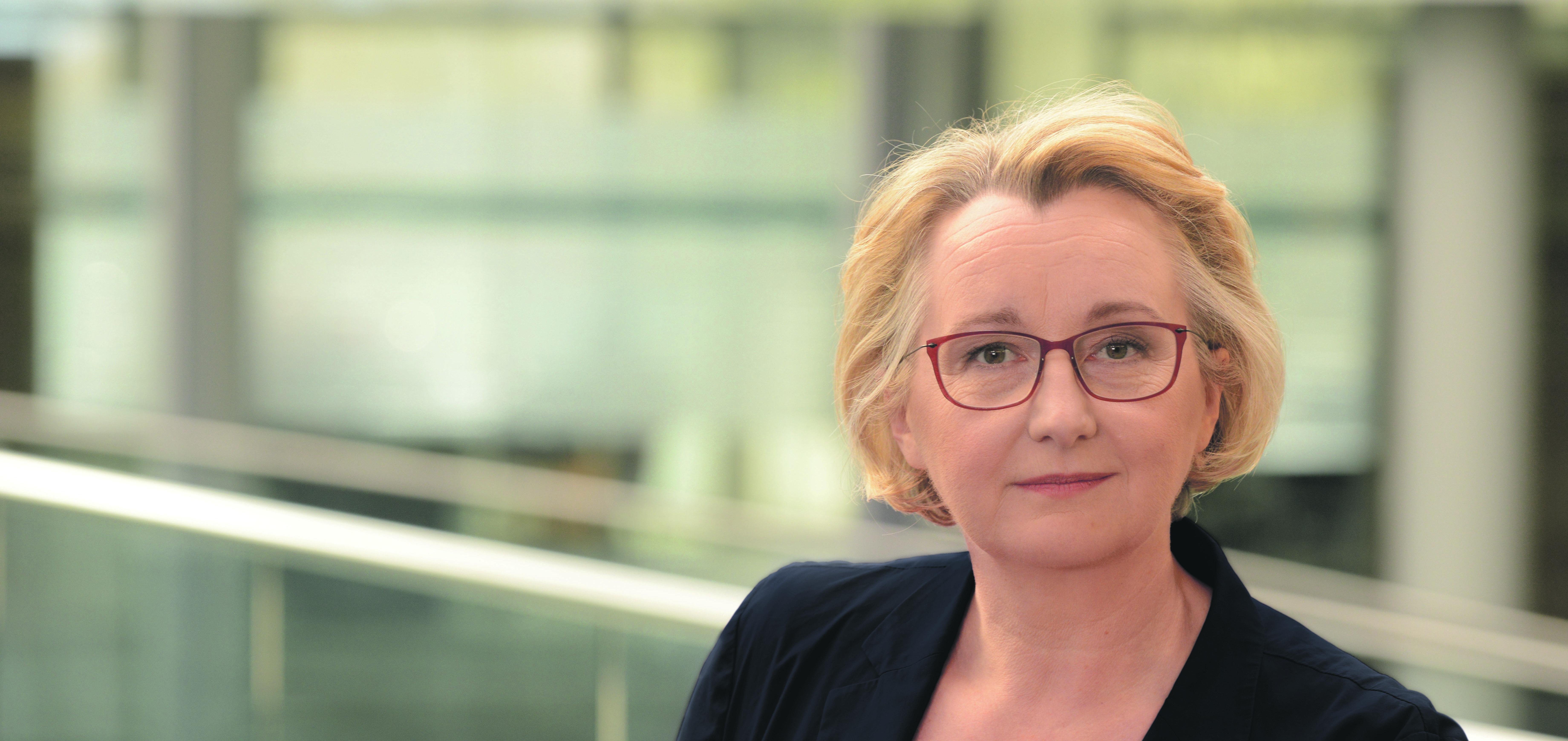 Theresia Bauer ist Ministerin für Wissenschaft, Forschung und Kunst in Baden-Württemberg. (Bild: MWK)