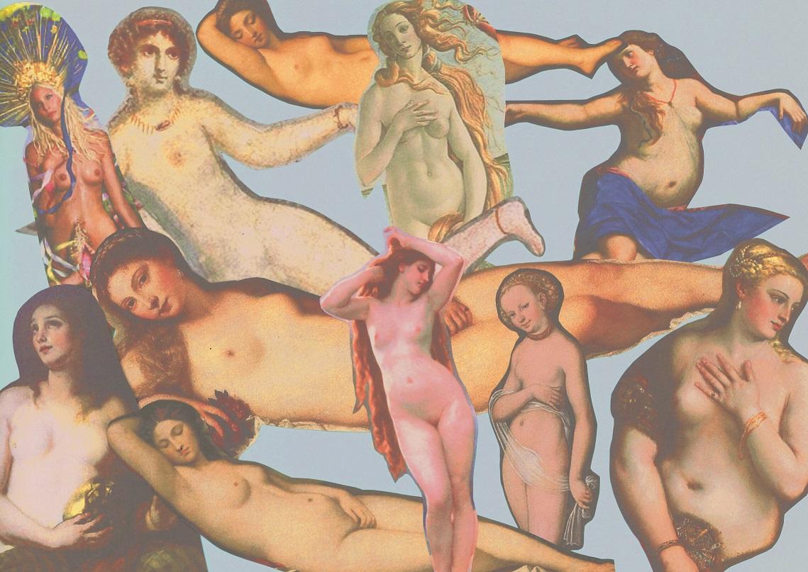 Sexualität und Weiblichkeit faszinieren unsere Gesellschaft seit der Antike. Bild: Maren Kaps
