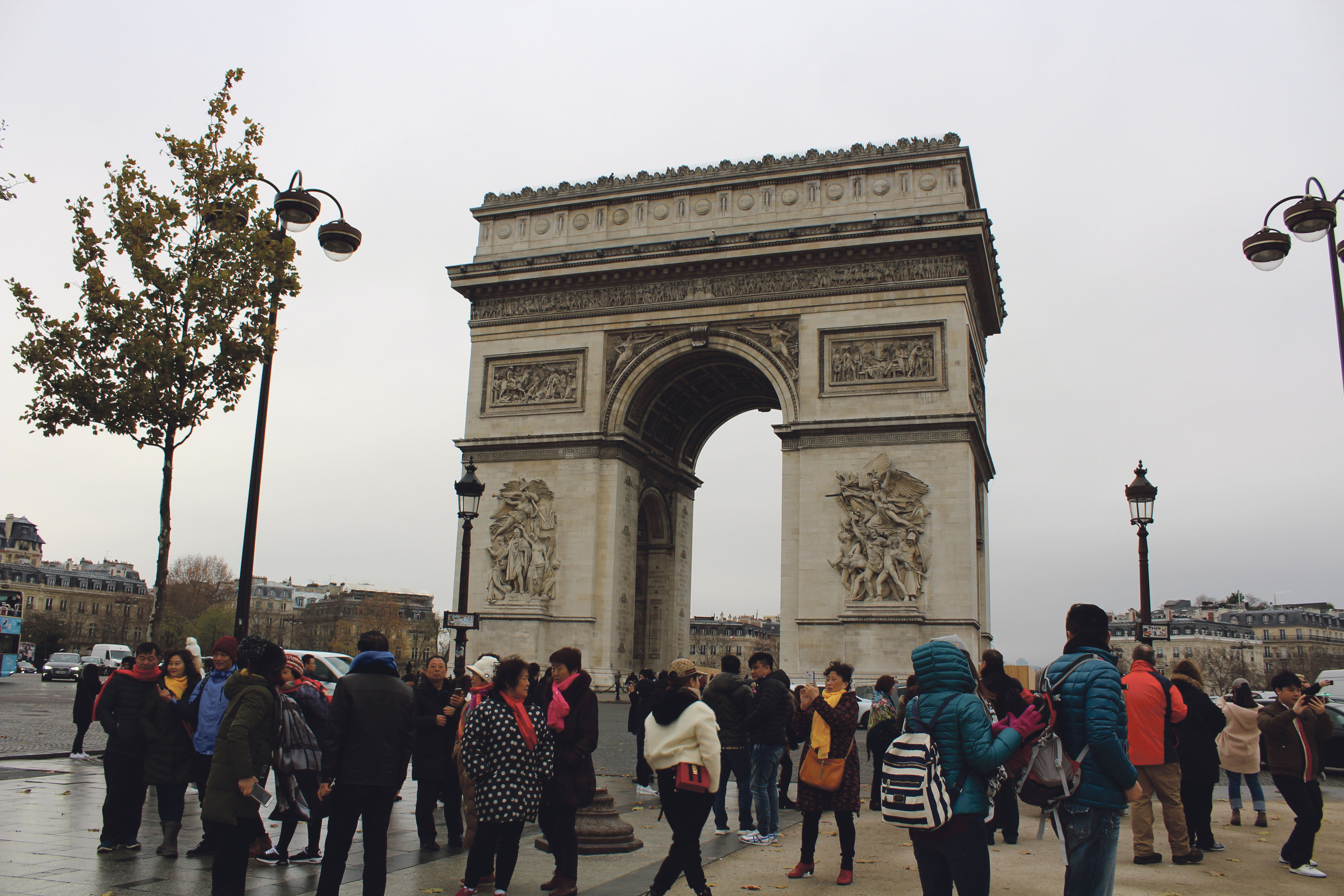 Schlaflos in Paris