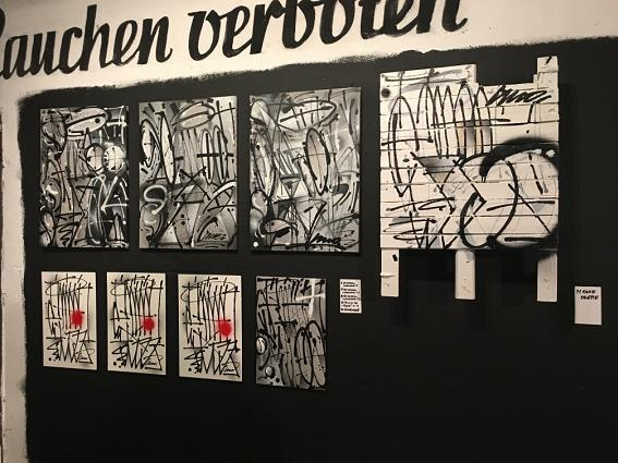 """Graffiti ist Malerei!"""