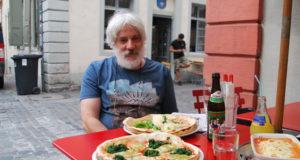 """""""Pizza ist in der Evolution stehengeblieben"""""""
