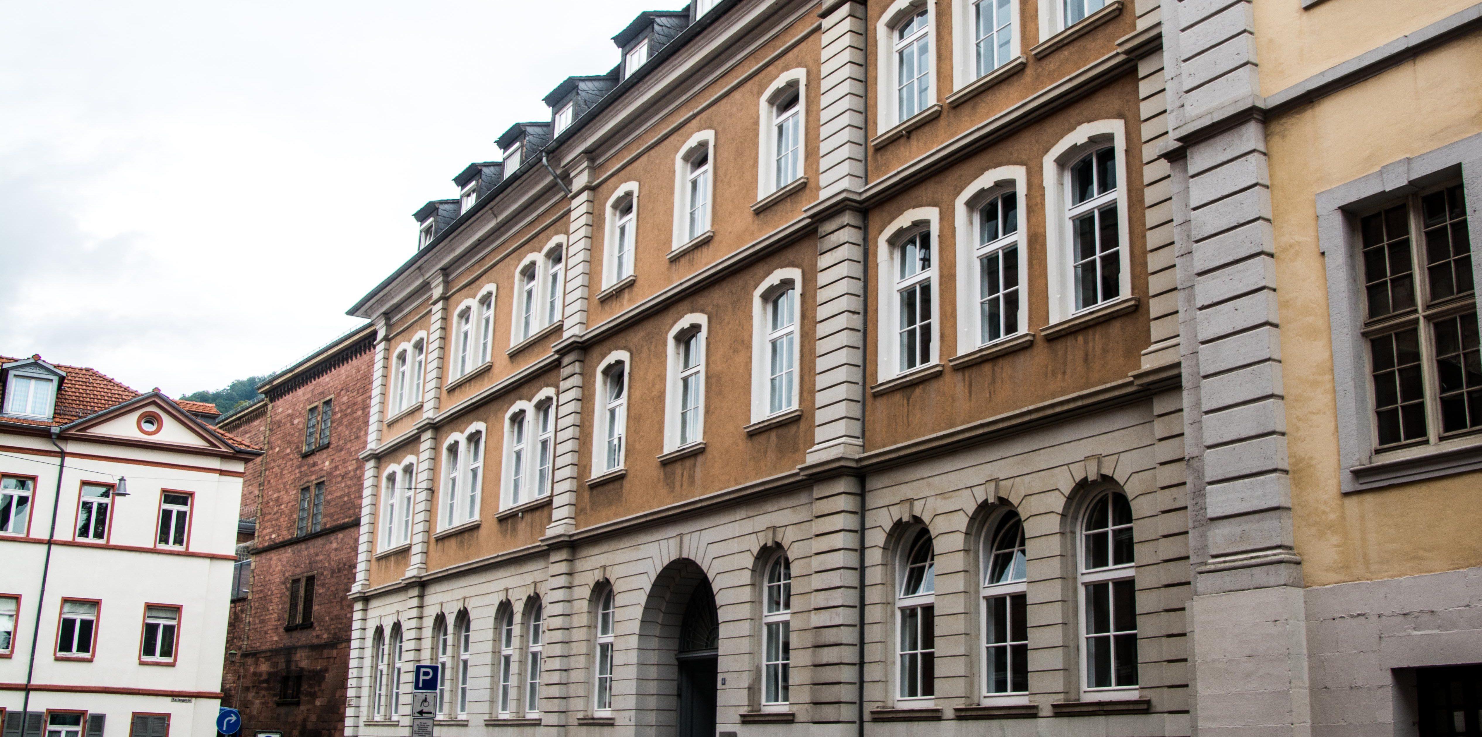 Das Institut für Kunstgeschichte – Schauplatz prekärer Arbeitsverhältnisse? Bild: Philip Hiller)