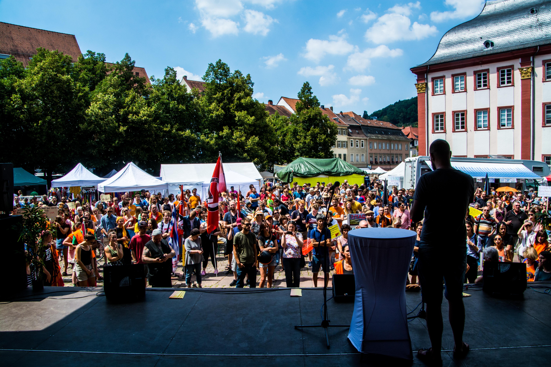 Der Entscheidung im Gemeinderat gingen Monate an politischer Arbeit voraus. Foto: Philip Hiller