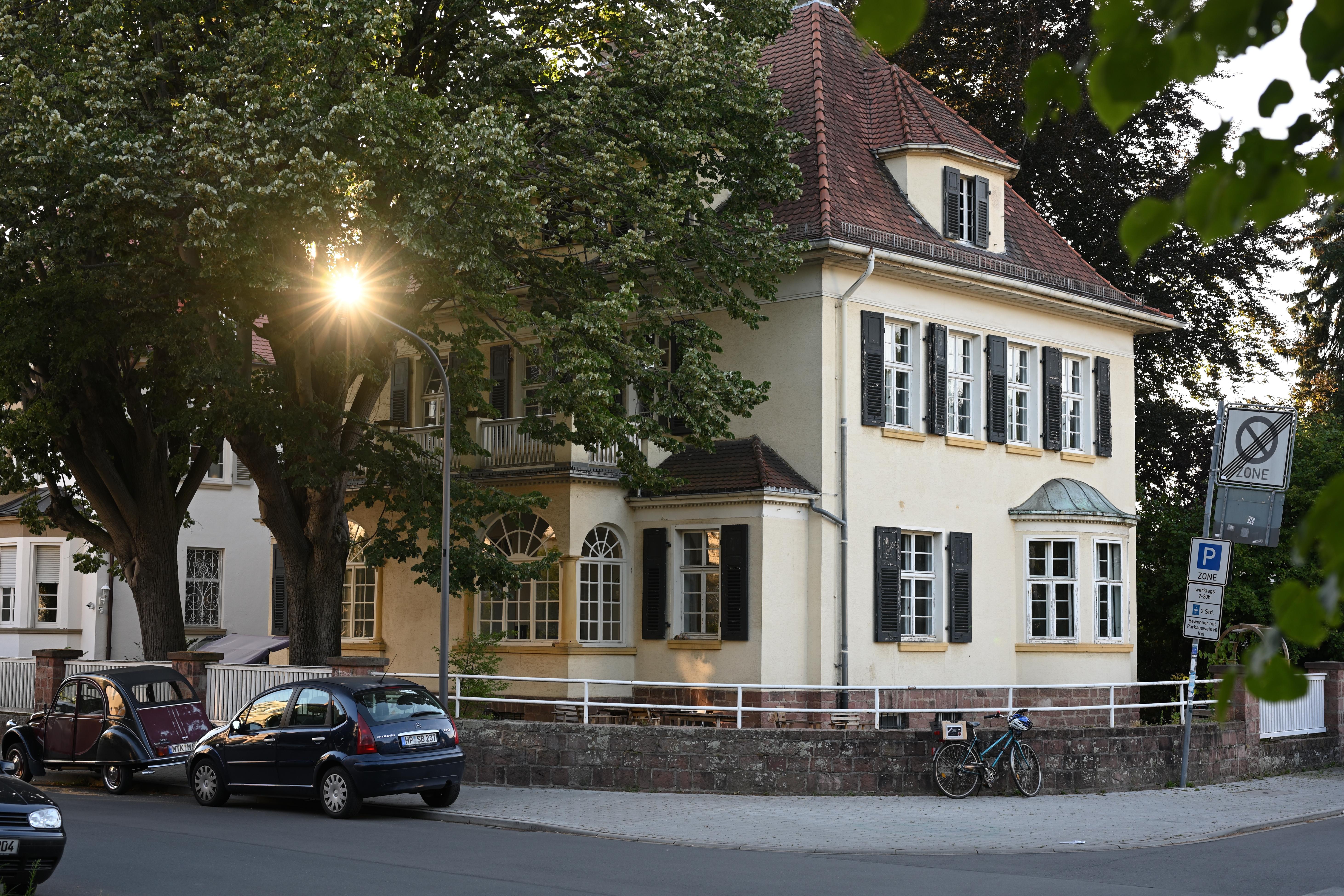 Das selbstverwaltete Studierendenhaus in der Zeppelinstraße stellt Räumlichkeiten für die Studierenden. Foto: nni