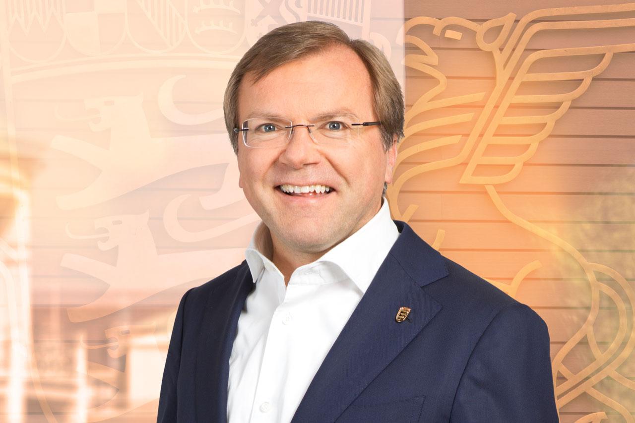 Paul Nemeth ist Vorsitzender des Arbeitskreises Umwelt, Klima und Energiewirtschaft der CDU-Landtagsfraktion