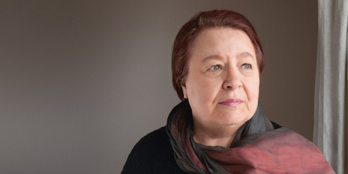 Die Schriftstellerin Natascha Wodin ist Tochter von Zwangsarbeitern. Foto: Rowohlt