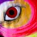 Aus Annas Kunsttherapie: eine Visualisierung ihrer Borderline-Störung. Bild: privat