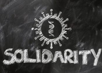 In Krisenzeiten ist Solidarität besonders wichtig. Die Initiierenden des Solidarsemesters fordern Unterstützung für Betroffene an deutschen Hochschulen. Foto: geralt / Pixabay