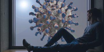 Das Coronavirus kann auch die geistige Gesundheit gefährden. Bild: Gerd Altmann / Pixabay
