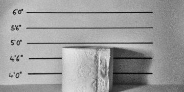 Corpus Delicti: Toilettenpapier wurde in der Corona-Krise zur Hamsterdroge erster Wahl. Foto: Till Gonser