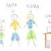 Nicht alle Kinder können so gut malen wir unsere Autorin (24). Bild: Hannah Steckelberg