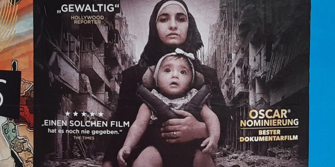 """""""For Sama"""" zeigt den Syreinkrieg aus den Augen derer, die in ihm leben. Foto: Ruth Fuentes"""