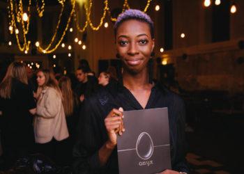 Theophina Gabriel ist Chefredakteurin des von ihr gegründeten Magazins Onyx. Foto: Ben Darwent