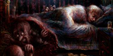 Die ständige Angst bereitet zahlreiche schlaflose Nächte. Bild: Nootoon Art (Facebook)