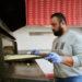 Bei Star Pizza in der Bahnstadt  legen die Mitarbeiter Wert auf Qualität. Foto: Nico Niebylski