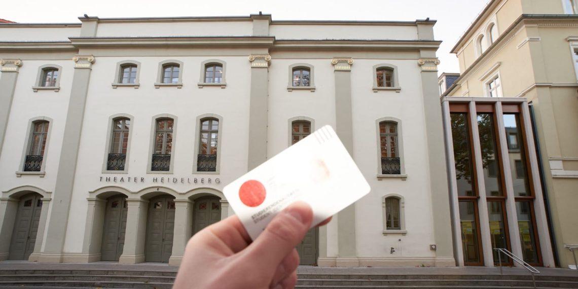 Mit dem Studierendenausweis kostenlos in die Theatersäle Heidelbergs. Foto: Nicolaus Niebylski