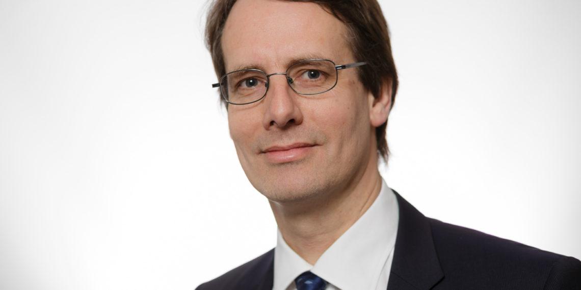 Ekkehard Felder ist Professor für Germanistische Linguistik. Bild: Universität Heidelberg