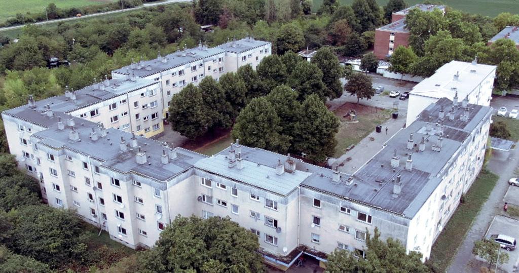 Die Bayreuther Straße in Ludwigshafen. Bild: © SWR/Filmreif TV.