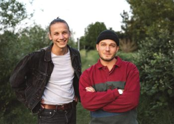 Die Gründer Tim und Robert. Foto: Tim und Robert.