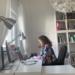 Durch die Online-Semester verbringen viele Studierende mehr Zeit vor dem Bildschirm. (Foto: Jan Bierlein)