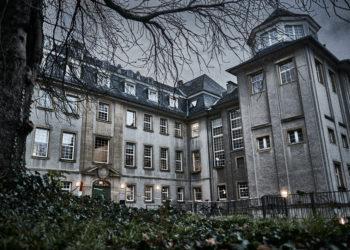 Das Physikalische Institut am Philosophenweg. Bild: Till Gonser