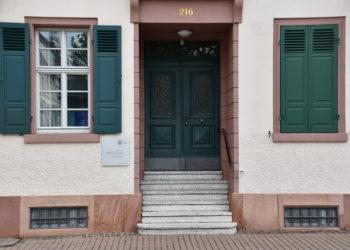 Die Forschungsstelle Antiziganismus (FSA) in Heidelberg. Foto: Forschungsstelle Antiziganismus.