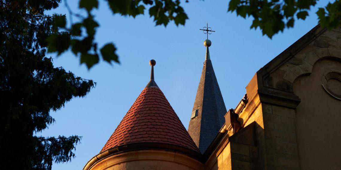 Katholische Kirche in Heidelberg. Foto: Nicolaus Niebylski