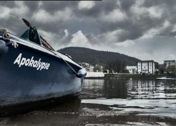 Die Apokalypse kommt nach Heidelberg... zum Glück nur im übertragenen Sinn. Foto: Till Gonser