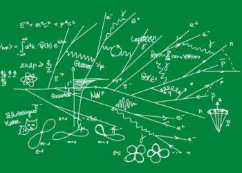 Physik kann kompliziert sein, aber auch schön. Bild: Lena Hilf