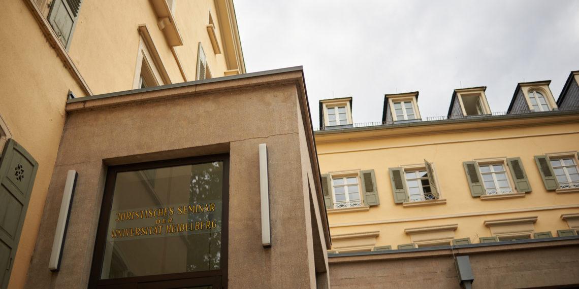 Wieder von Studierenden genutzt: Das juristische Seminar. Foto: Nicolaus Niebylski