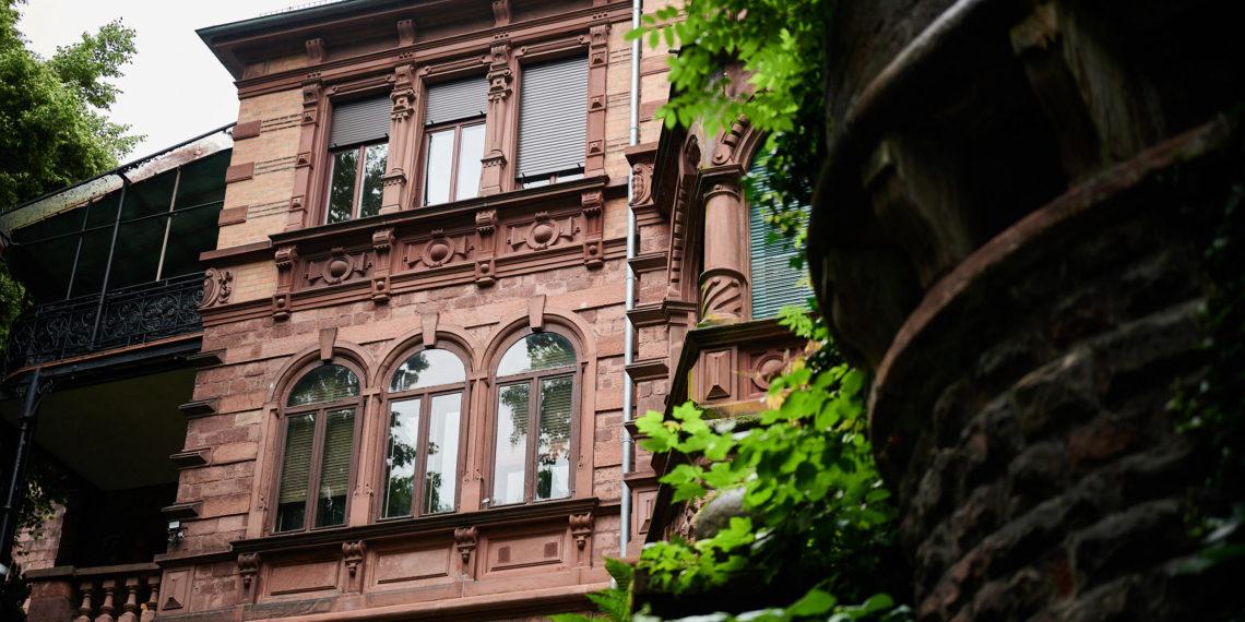 """""""Es kann gut sein, dass ehemalige Bewohner immer noch die Schlüssel zum Verbindungshaus haben."""" Foto: Nicolaus Niebylski"""
